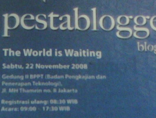 ini iklan cetak versi Koran Tempo...